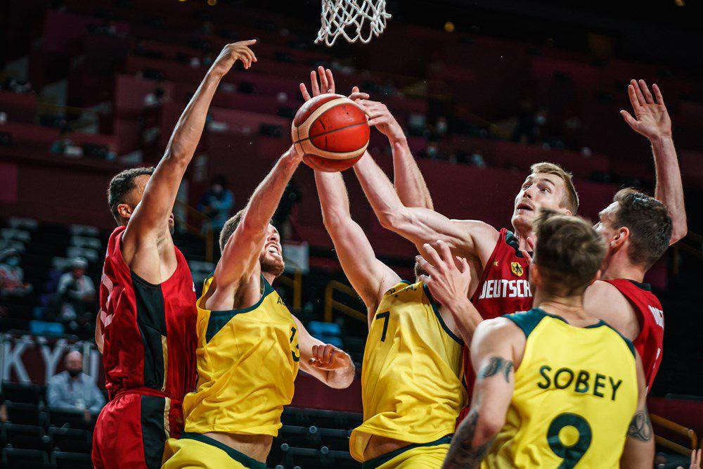 Jeux Olympiques : l'Australie termine la phase de poules avec trois victoires en trois matchs