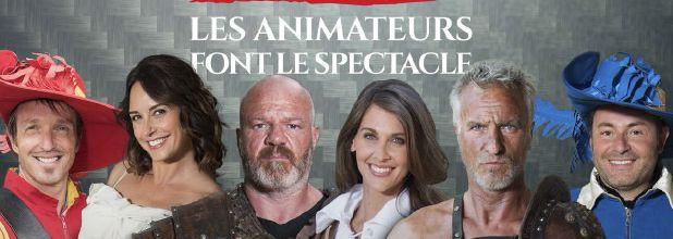Les animateurs de M6 fêtent ce soir les 40 ans du Puy du Fou et entrent dans le spectacle