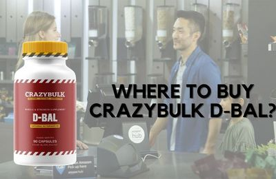 CrazyBulk Shoppers Guide : Where To Buy CrazyBulk D-Bal?