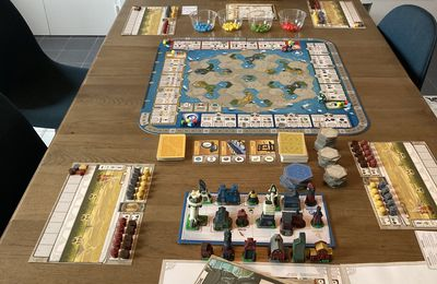 Tapestry , Ze Civilisation game ?! mmmm - Matagot
