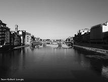 Firenze in bianco e nero