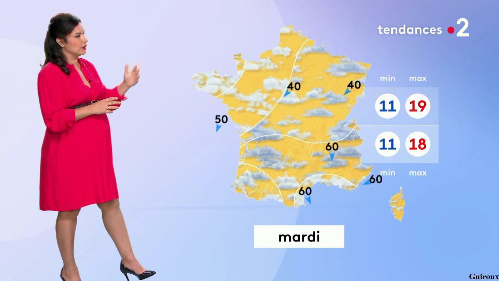 Anaïs Baydemir 19/09/2021 Journaux météo du midi