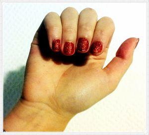 #19. Glitter-Nails