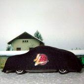VW KARMAN GHIA AVEC SA BACHE JOHNNY LIGHTNING 1/64. - car-collector.net