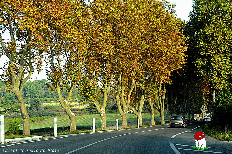 ROUTE NATIONALE 7, ROUTE NATIONALE 6.