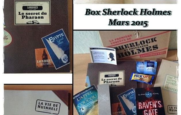 Once Upon a Book - Box livresque