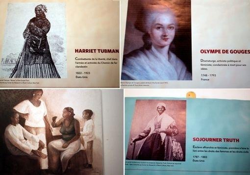 Galerie nationale : Un pan de l'histoire des femmes esclaves, revisité