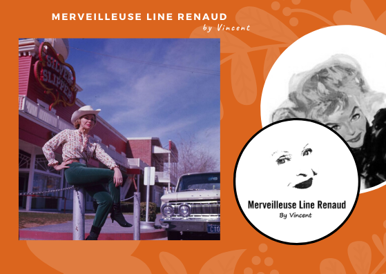 PHOTOS: Line Renaud 1964