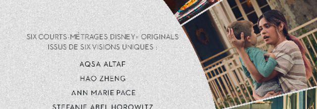 « Disney Launchpad » série de 6 courts métrages inédits à découvrir dès ce vendredi sur Disney+