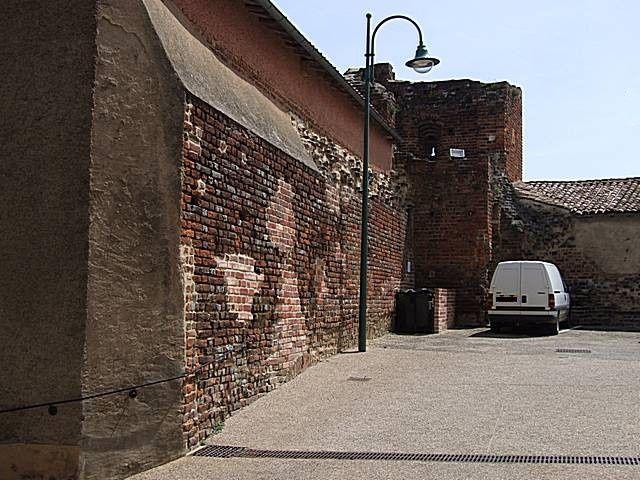 Diaporama château d'Amberieux en Dombes