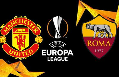 Manchester United / AS Rome (1/2 Finale Europa League) en direct sur RMC Story le 29/04