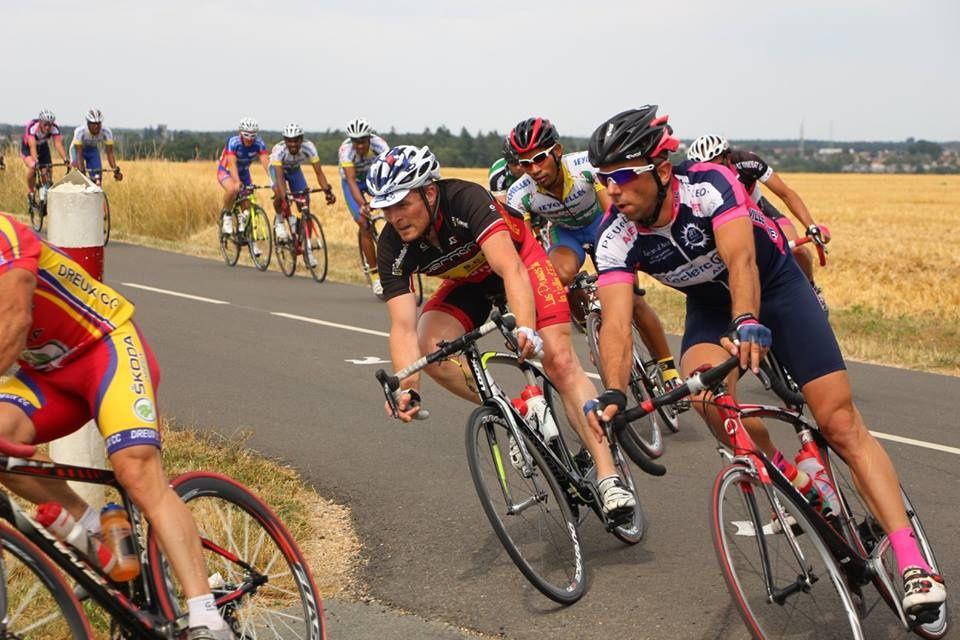 Les photos des courses D1 et des courses D2 de St Lubin des Joncherets (28)
