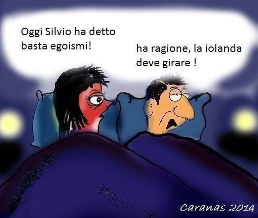"""Berlusconi a Forza Italia: """"Basta egoismi"""""""