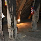 La charpente de la cathédrale Saint-Corentin de Quimper avait brûlé en 1613 et 1620 - Penhars Infos Quimper