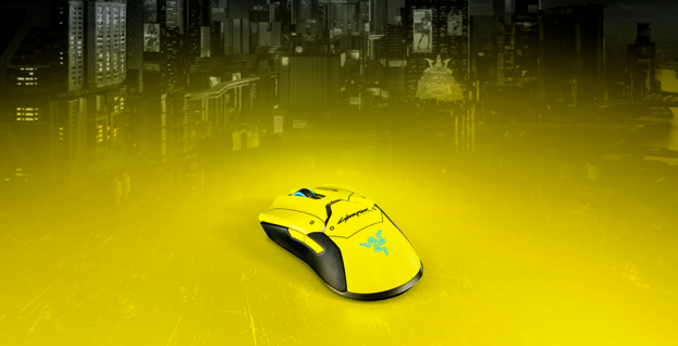 [ACTUALITE] Razer Viper Ultimate Cyberpunk 2077 Edition - disponible