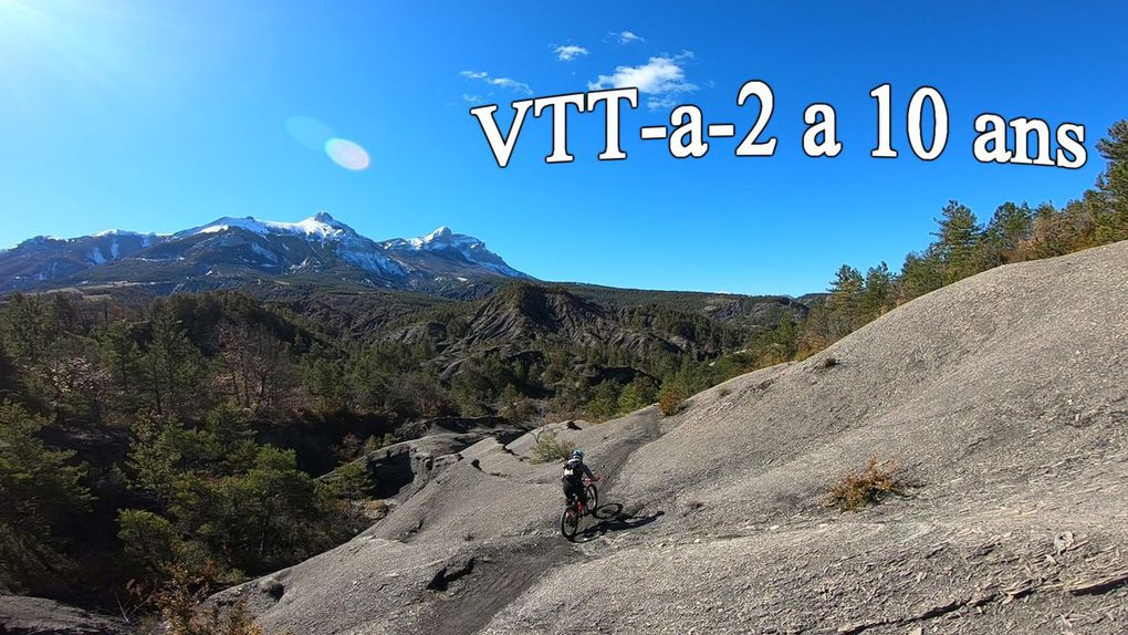 VTT-a-2 a 10 ans et on s'éclate toujours autant / Happy Birthday VTT-a-2 : 10 years old