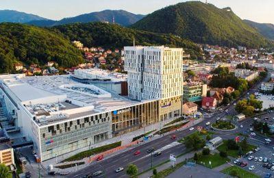 RoumanIE : Secteur commerce – Ouverture d'un centre commercial à Brasov !