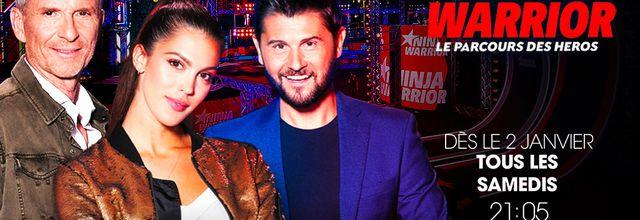 """Coup d'enoi de la 5ème saison de """"Ninja Warrior"""" ce soir sur TF1"""