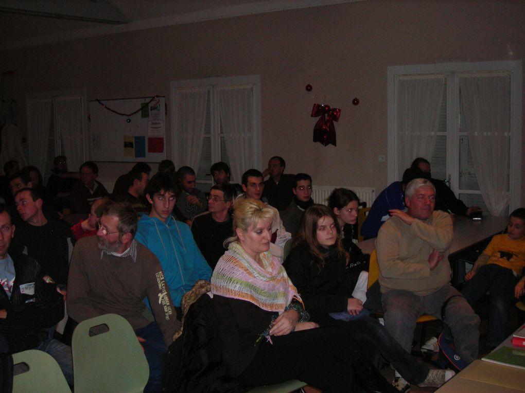Assemblée du moto club 2008/2009