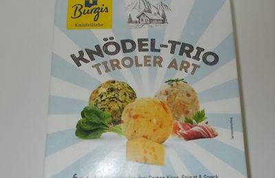 Burgis Knödel-Trio Tiroler Art
