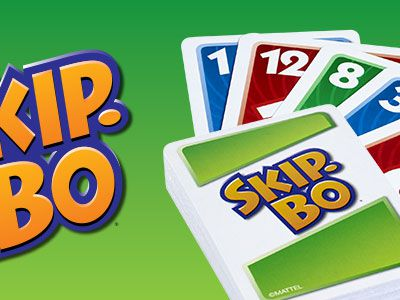 Alles über Skip-Bo-Kartenspiele