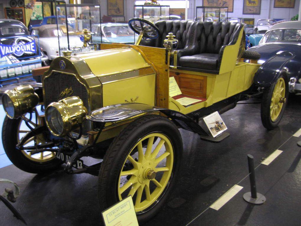 Musée Automobile de Valançay