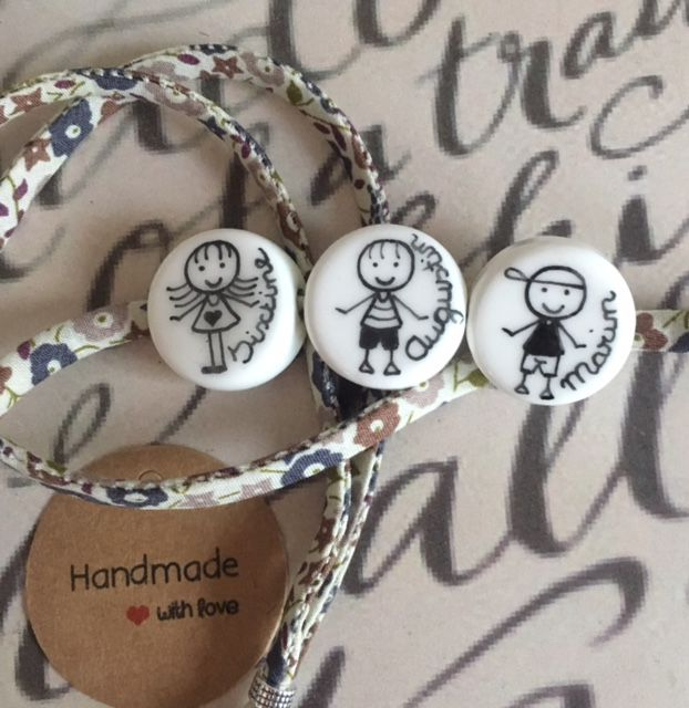 Un bijou original pour la fête des mères fabriqué en France
