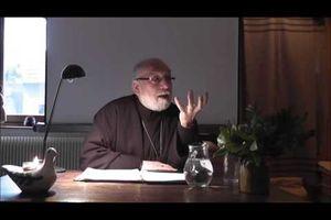 Conférence sur l'Eglise donnée par Mgr Grégoire à l'occasion du 10ème anniversaire de son sacre épiscopal