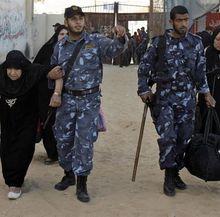 Egipto reabre el paso a la Franja de Gaza