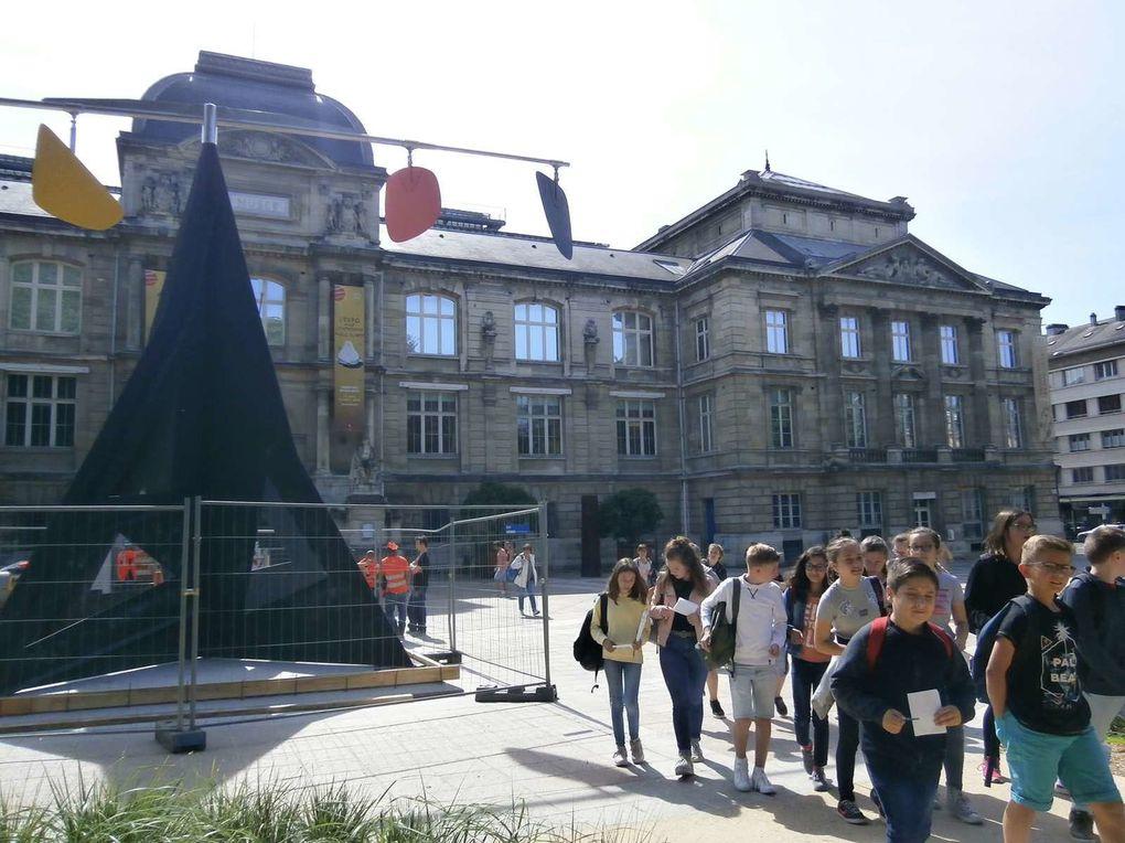 6èmes à Rouen le jeudi 21 juin 2018
