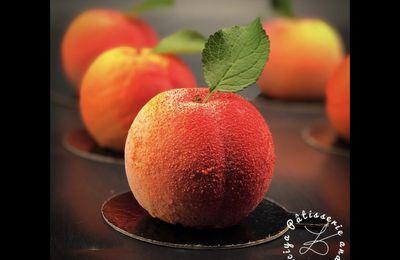 """Entremets Abricot """"Ispirazioni di frutta"""""""