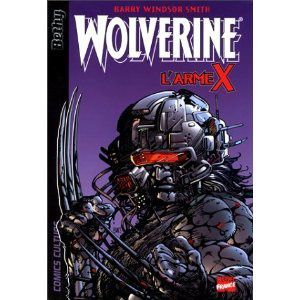 Wolverine, tome 4 , l'arme X (Barry Windsor Smith)