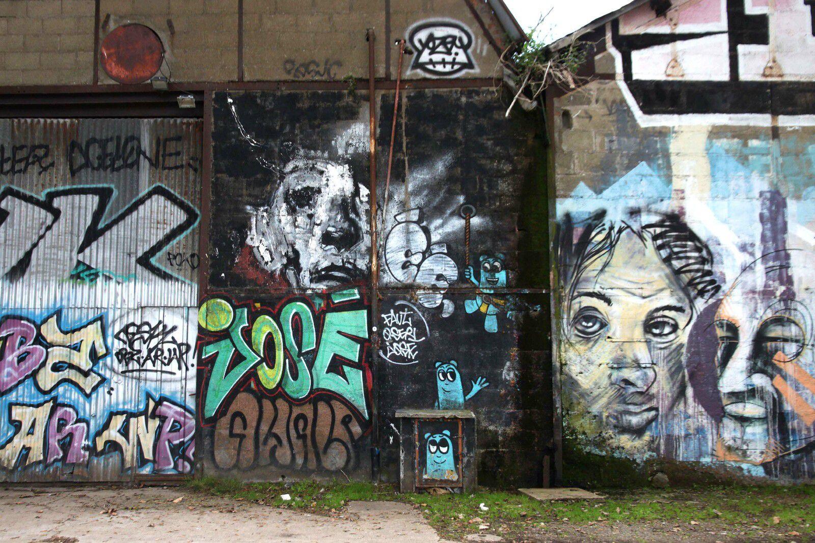 Street Art et Graffiti à Redon - Mercredi 14 juillet 2021
