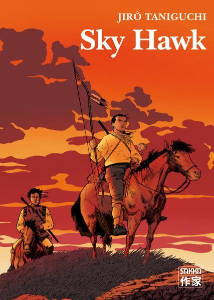 Sky Hawk, de Jirô Taniguchi