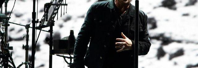 Les paroles manuscrites de U2 se vendent 76 000 £ lors d'une vente aux enchères caritative sur le coronavirus