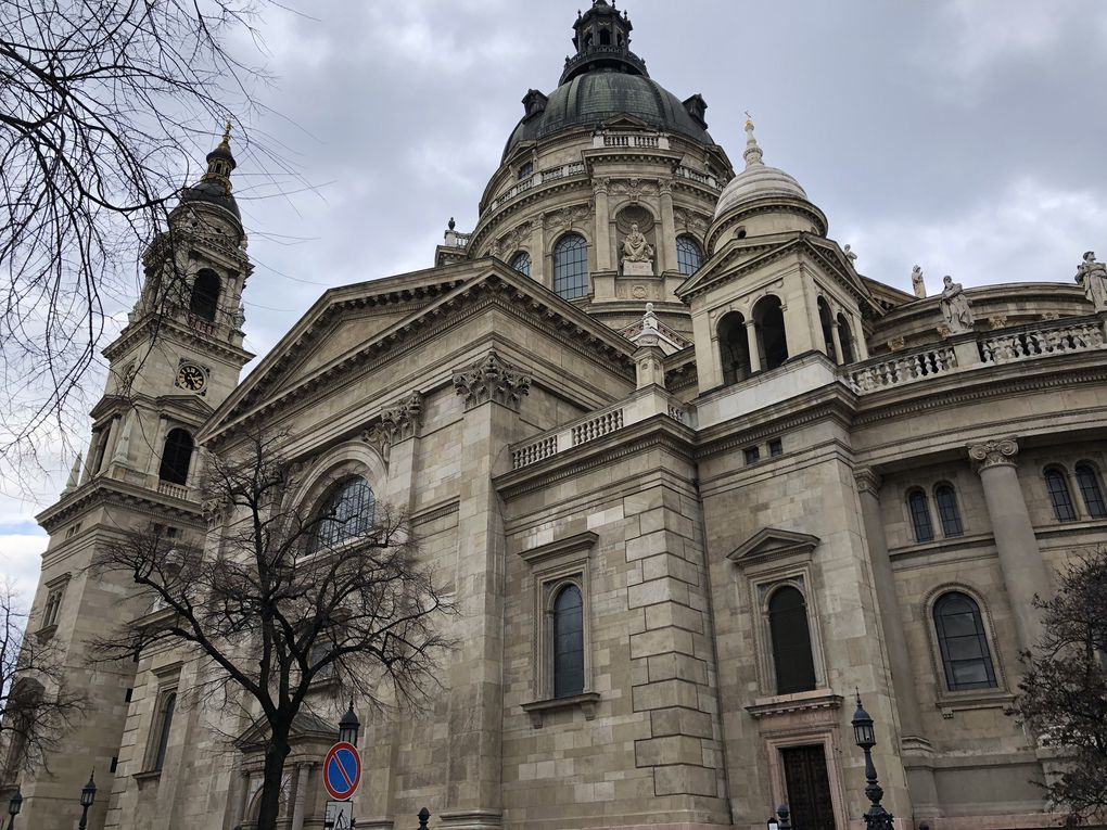 Basilique Saint-Stephen (Etienne) - Budapest.