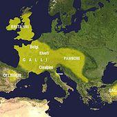 Gaulois (peuples) - Wikipédia