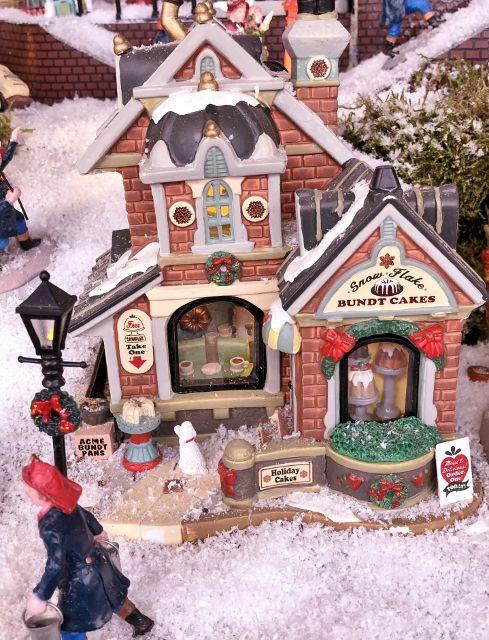 Maisons de Noel