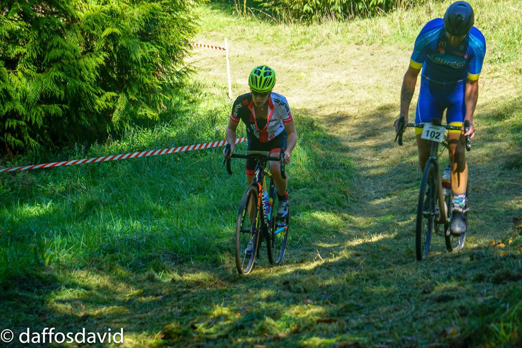 cycle cross de Bagneres de Bigorre