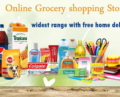Shop grocery online in Noida Delhi NCR at the Best Price
