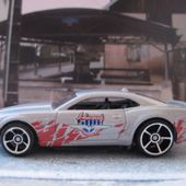 10 CAMARO SS 2010 HOT WHEELS 1/64 - car-collector.net
