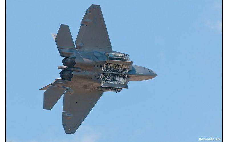 Le F-22 Raptor de l'USAF s'offre sa première campagne aérienne
