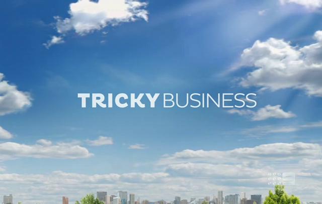 Critiques Séries : Tricky Business. Saison 1. Episodes 1 et 2 (Australie)