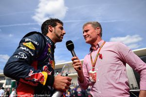 David Coulthard passe chez Channel 4