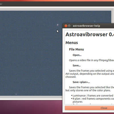 Astroavibrowser 0.4 rc2