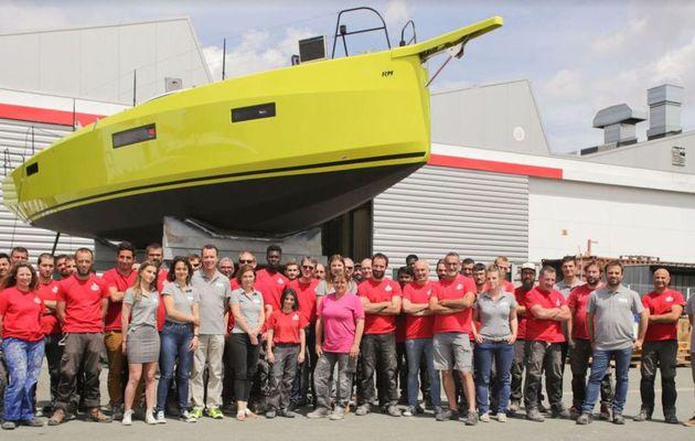 Partenariat entre les voiliers RM (Fora Marine) et le skipper François Gabart