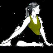 Ardha Matsyendrasana - École de Yoga Nadanta