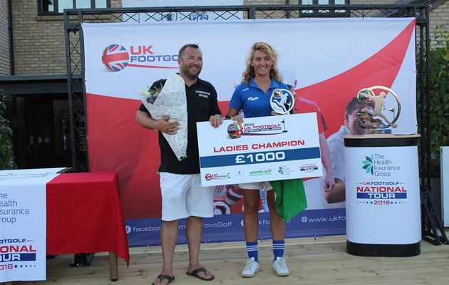 UK Open - women competition