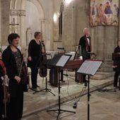 Les concerts de Barokentin en ce mois de septembre - Blog du Val d'Ouve
