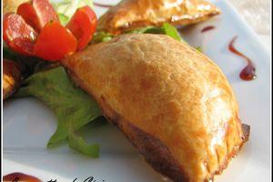 Chausson ou empanadillas aux saveurs normandes